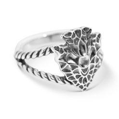 Sterling Silver Arrowhead Ring