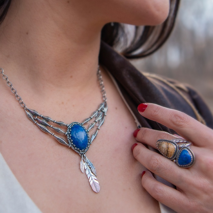 Earth Spirit Necklaces